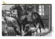 Russia: Famine, 1892 Carry-all Pouch