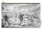 Russian Visit, 1863 Carry-all Pouch by Granger