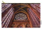 Saint Chapelle Carry-all Pouch