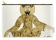 Saladin, Sultan Of Egypt And Syria Carry-all Pouch by Science Source