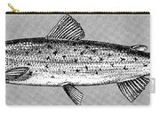 Salmon Carry-all Pouch by Granger