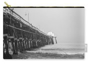 San Clemente Pier Carry-all Pouch by Ralf Kaiser