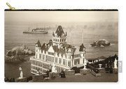 San Francisco Cliff House Carry-all Pouch