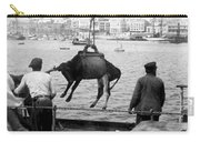 San Juan Harbor - Puerto Rico - C 1900 Carry-all Pouch