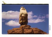 Santa Clause At Canyonlands National Park Carry-all Pouch