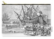 Santa Maria: Wreck, 1492 Carry-all Pouch