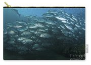 School Of Trevally Swimming By, Bali Carry-all Pouch