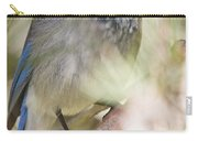 Scrub Jay Carry-all Pouch