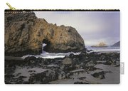 Sea Arch At Pfeiffer Beach Big Sur Carry-all Pouch