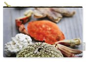 Sea Treasures Carry-all Pouch by Elena Elisseeva