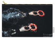 Search And Rescue Swimmers Carry-all Pouch