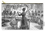 Segregated School, 1870 Carry-all Pouch by Granger