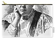 Selma Lagerlof (1858-1940) Carry-all Pouch