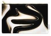 Sepia Steel Abstract Carry-all Pouch