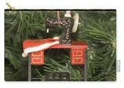 Sewing Machine Ornament Carry-all Pouch