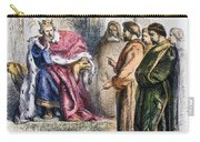 Shakespeare: King John Carry-all Pouch