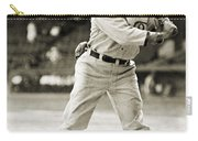 Shoeless Joe Jackson  (1889-1991) Carry-all Pouch