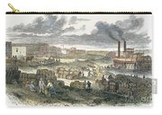 Shreveport Levee, 1872 Carry-all Pouch