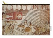 Siege Of Tenochtitlan 1521 Carry-all Pouch