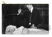 Silent Film Still: Doctor Carry-all Pouch
