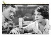 Silent Film Still: School Carry-all Pouch