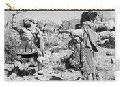 Silent Still: Biblical Carry-all Pouch
