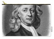 Sir Isaac Newton (1643-1727) Carry-all Pouch