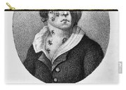 Smallpox Vaccination, 1807 Carry-all Pouch
