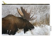 Snow Bull Carry-all Pouch
