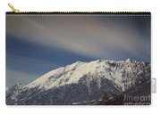 Snow-capped Alps Carry-all Pouch