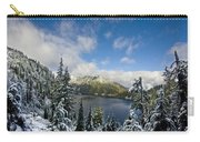 Snow Lake Vista Carry-all Pouch