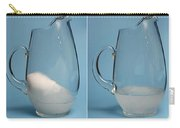 Snow Melting Carry-all Pouch by Ted Kinsman