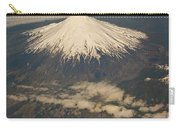 Snowcovered Volcano Andes Chile Carry-all Pouch