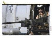 Soldier Mans A .50 Caliber Machine Gun Carry-all Pouch