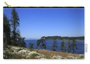 Sooke Harbour And The Strait Of Juan De Fuca Carry-all Pouch