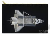 Space Shuttle Atlantis Backdropped Carry-all Pouch