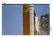Space Shuttle Atlantis Twin Solid Carry-all Pouch