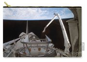 Space Shuttle Discoverys Payload Bay Carry-all Pouch