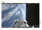 Space Shuttle Endeavours Payload Bay Carry-all Pouch by Stocktrek Images