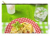 Spaghetti Al Pesto Carry-all Pouch