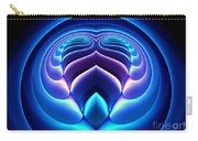 Spiral-3 Carry-all Pouch by Klara Acel