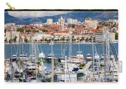 Split Cityscape Carry-all Pouch