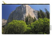 Spring Views Of El Capitan Carry-all Pouch