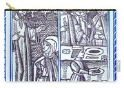 St. Catherine, Italian Philosopher Carry-all Pouch