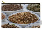 St Johns Wort Dried Herb Carry-all Pouch by Photo Researchers, Inc.