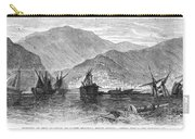 St. Thomas: Hurricane, 1867 Carry-all Pouch by Granger