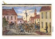 Stamp Act: Protest, 1765 Carry-all Pouch
