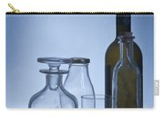 Still Life Of Bottles  Carry-all Pouch