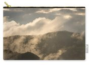 Storm Clouds Gather Over Mountains Carry-all Pouch
