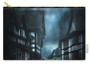 Storm Is Coming Carry-all Pouch by Svetlana Sewell